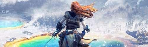 Gamescom 2019 | gc2019 - Aloy reviendra en tenue hivernale dans Monster Hunter World : Iceborne
