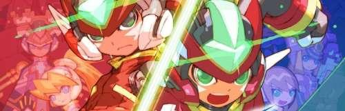 Capcom passera à la Mega Man Zero / ZX Legacy Collection l'année prochaine