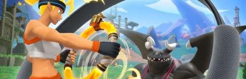 Nintendo annonce Ring Fit Adventure, le jeu Switch qui fait bouger