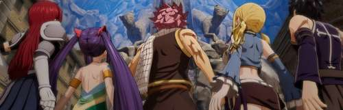 Tokyo game show 2019 (tgs) - Koei Tecmo dévoile les premières images du RPG Fairy Tail au TGS 2019