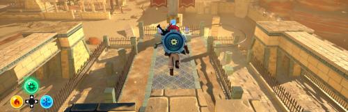 Le jeu d'action/aventure A Knight's Quest sortira en fin d'année