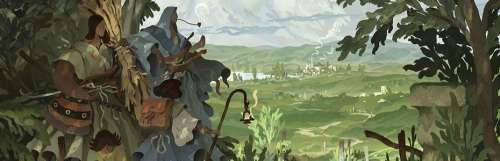 Carnet rose - Might and Delight annonce Book of Travels, son mini RPG en ligne