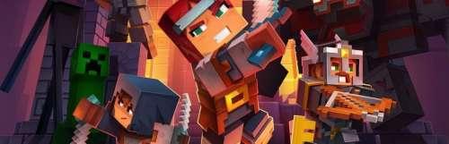 Double Eleven se fait une place dans le développement de Minecraft Dungeons
