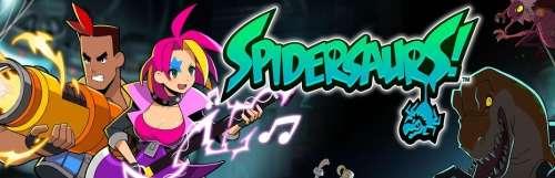 WayForward s'apprête à publier Spidersaurs, un shooter mutant, sur Apple Arcade