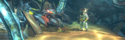 Capcom lance Shinsekai : Into the Depths sur Apple Arcade