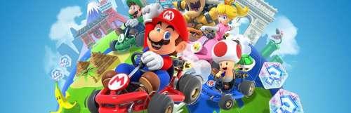 Mario Kart Tour est de loin le plus gros démarrage de Nintendo sur mobile