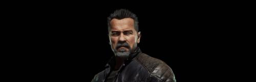 Sous les traits d'Arnold Schwarzenegger, le Terminator T-800 fait le ménage dans Mortal Kombat 11