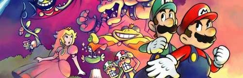 Connu pour la série Mario & Luigi, le studio AlphaDream fait faillite
