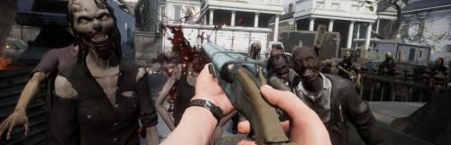 The Walking Dead : Saints & Sinners épousera aussi la réalité virtuelle