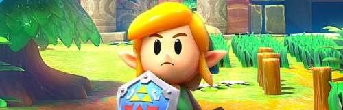 Link's Awakening est le meilleur lancement européen de la Switch cette année