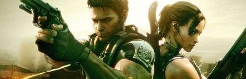 Les démos jouables de Resident Evil 5 et Resident Evil 6 sont disponibles sur l'eShop de la Switch
