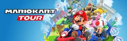Le Flipper Waluigi fait partie des nouvelles pistes de Mario Kart Tour
