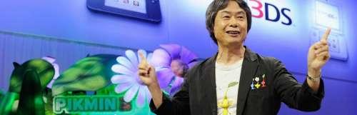 Shigeru Miyamoto reçoit les honneurs d'un grand titre culturel japonais