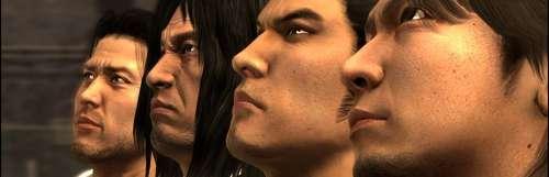 Yakuza 4 Remastered est disponible en anglais sur PS4