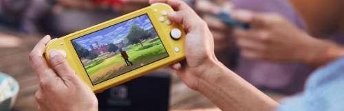 Avec Zelda, Fire Emblem et la Switch Lite, Nintendo s'offre un gros trimestre