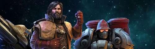 Arcturus Mengsk rejoindra les missions coopératives de StarCraft II en novembre