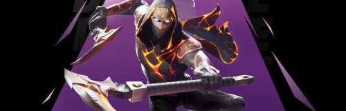 Fortnite revient dans les rayons avec le pack Feu Obscur