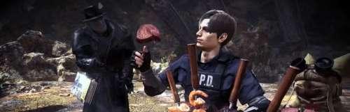 L'arrivée d'Aloy, Leon et Claire se précise dans Monster Hunter World : Iceborne