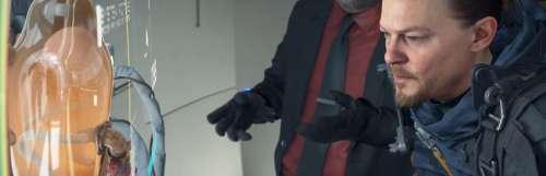 Kojima revient sur Sam Bridges et les Échoués de Death Stranding en making-of