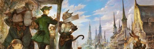Final Fantasy XIV lance le projet de reconstruction d'Ishgard avec la mise à jour 5.11