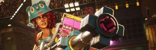 X019 londres - Bleeding Edge, le jeu de combat multijoueur de Ninja Theory, sortira le 24 mars 2020