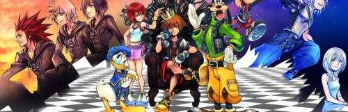 X019 londres - Les anciens Kingdom Hearts débarquent finalement sur Xbox One