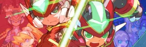 La compilation Mega Man Zero / ZX Legacy Collection est reportée d'un mois
