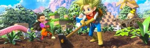 Dragon Quest Builders 2 donnera bientôt des coups de maillet sur Steam