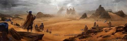 Le Dune de Funcom sera une évolution de Conan Exiles