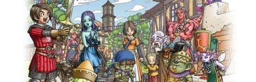 Au Japon, Dragon Quest X prolonge sa vie sur navigateur