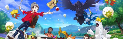 Pokémon Épée & Bouclier signe le plus gros démarrage mondial de la Switch