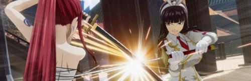 Cinq nouveaux mages se joignent à l'aventure Fairy Tail