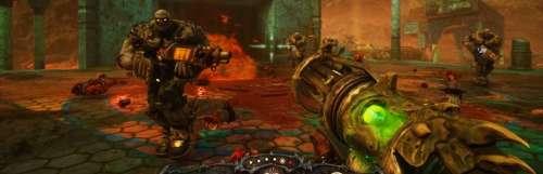 Enfant de DOOM, le FPS rétro Hellbound sort une démo jouable sur Steam