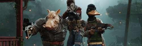 Mutant Year Zero et quatre copains ont rejoint le catalogue Origin Access
