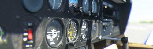 Microsoft Flight Simulator est beau à l'intérieur