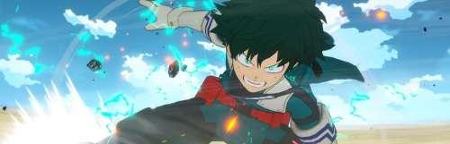 My Hero One's Justice 2 verra le jour au mois de mars au Japon