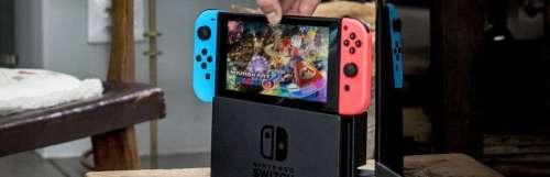Nintendo et Tencent datent les débuts officiels de la Switch en Chine