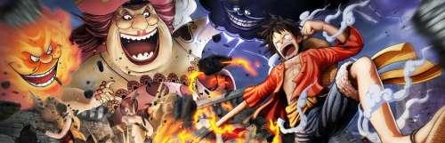 Big Mom et Kaido font régner la terreur dans One Piece : Pirate Warriors 4