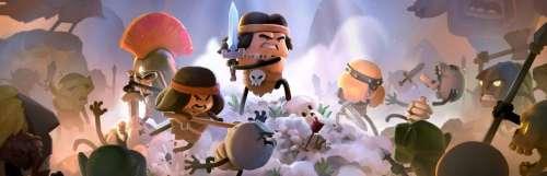 Conan Chop Chop brutalisera adorablement ses ennemis le 25 février 2020