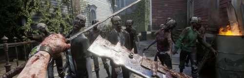 The Walking Dead : Saints & Sinners sortira aussi sur PS VR et Oculus Quest