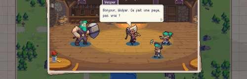 Wargroove : le DLC gratuit Double Trouble sera lancé dans un mois