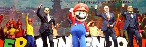 Nintendo et Universal Studios Japan font la promotion du parc Super Nintendo World