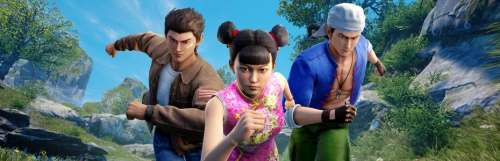 Shenmue 3 : un DLC Battle Rally sera disponible le 21 janvier
