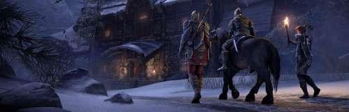 Bethesda nous renvoie dans les montagnes de Skyrim avec The Elder Scrolls Online : Greymoor