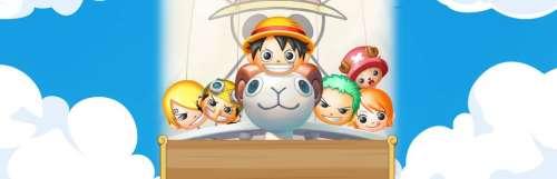 One Piece Bon ! Bon ! Journey !! nous casse déjà les bonbons