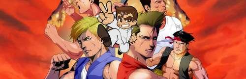 Arc System Works localise la grosse compilation Double Dragon & Kunio-Kun
