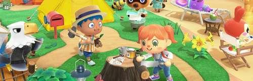Animal Crossing New Horizons : pas de transfert d'île possible au lancement