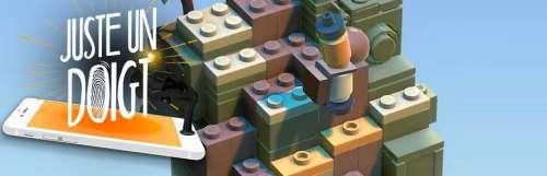 Premium / juste un doigt - Notre sélection mobile de la semaine : Builder's Journey, cogito LEGO sum