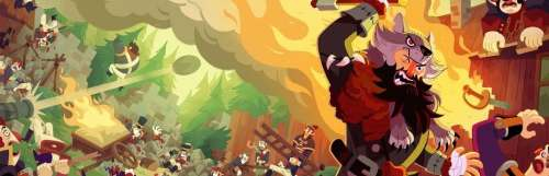 Bloodroots  : le jeu de massacre à la canadienne sortira le 28 février prochain