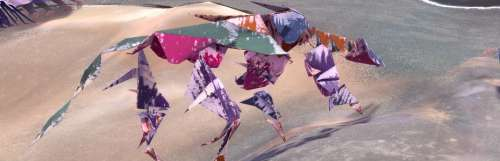 Paper Beast : le dernier Eric Chahi présente son mode bac à sable